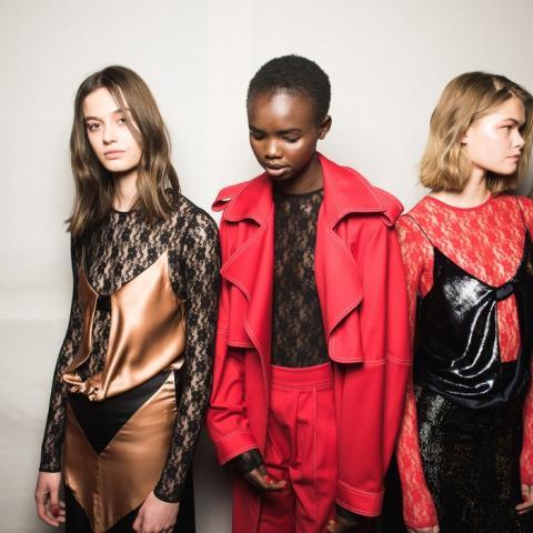 Paris at the time of Fashion Week