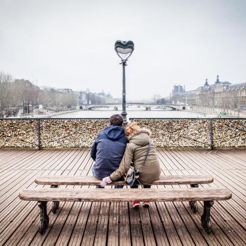 An unforgettable break in Paris to celebrate Valentine's Day