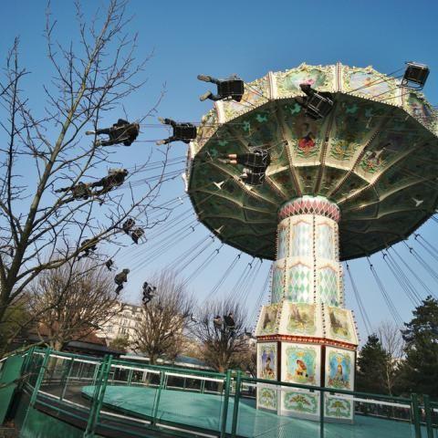 The Jardin d'Acclimatation has a new look