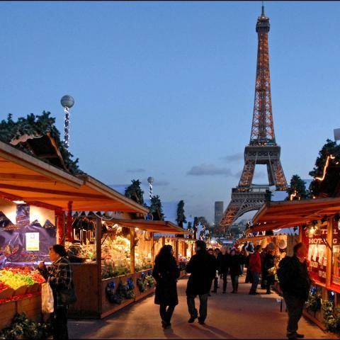 Les Bulles de Paris - tips for a successful Christmas shopping trip