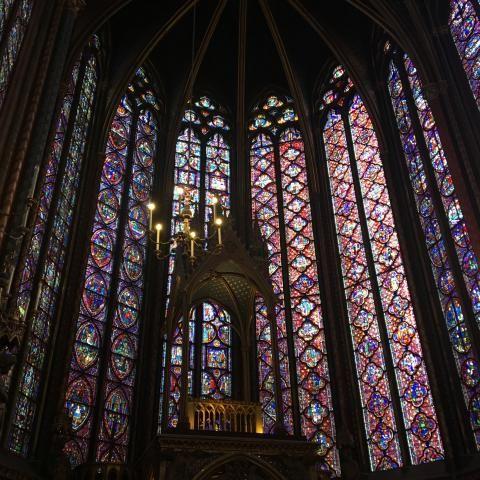 A la découverte de la Sainte-Chapelle