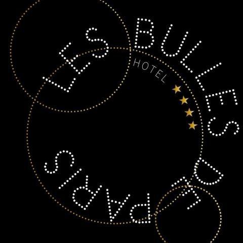 Official opening of the Hôtel Les Bulles de Paris, 4 stars