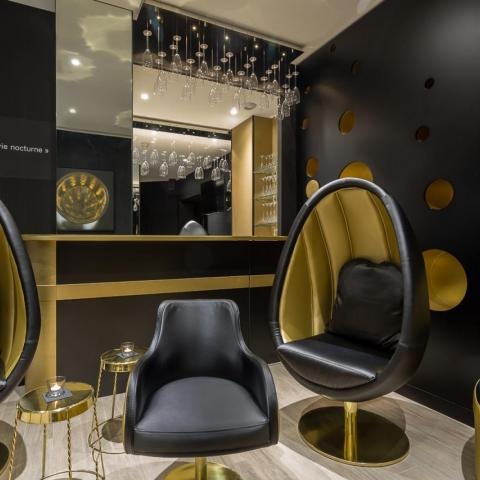 Private booking of our champagne bar