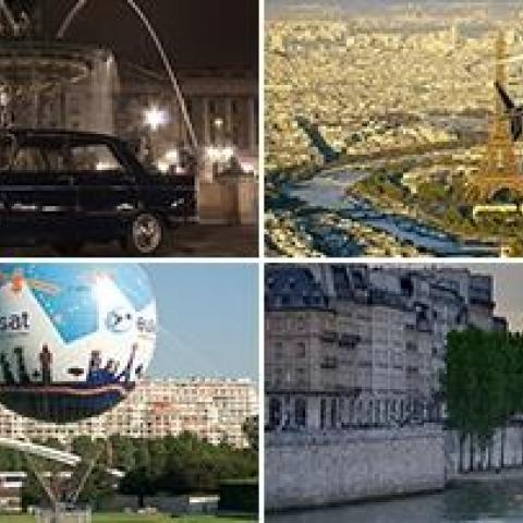 Exciting journeys offered by the Hotel Les Bulles de Paris