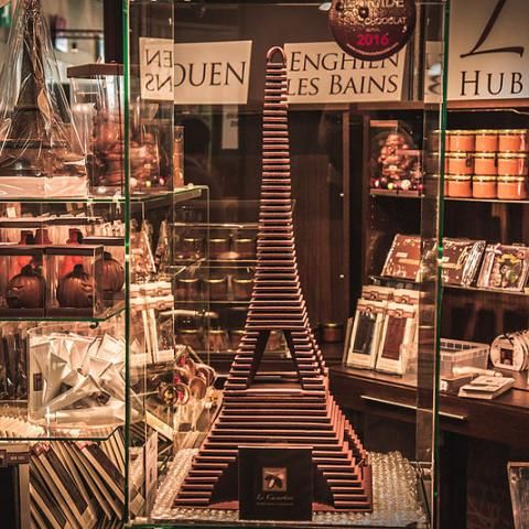 A feast for your eyes and taste buds at the Salon du Chocolat
