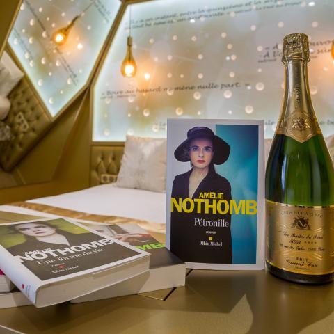 The literary phenomenon that is Amelie Nothomb!