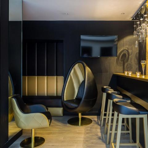 A new menu for our Champagne bar in the heart of Paris